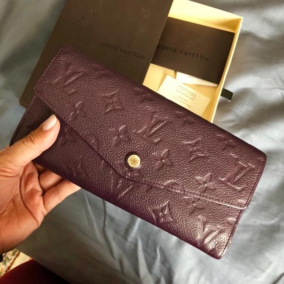 c8ad2754d1db Louis Vuitton Handbags - Louis Vuitton empreinte curieuse wallet